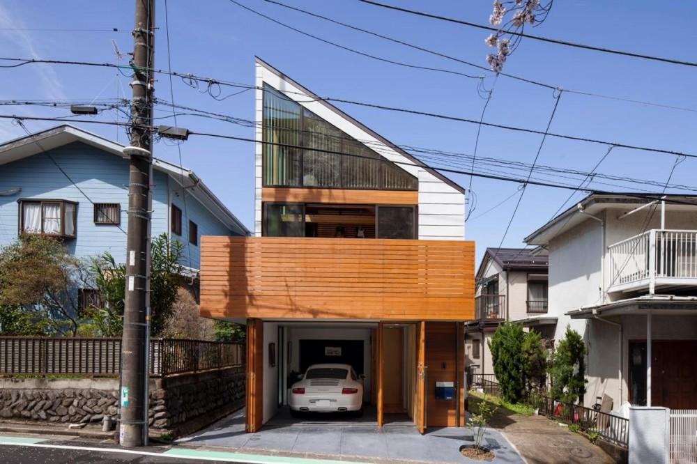 桜台の家 (外観2)