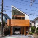 桜台の家の写真 外観2