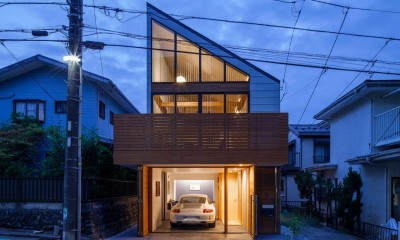 桜台の家 (外観3)