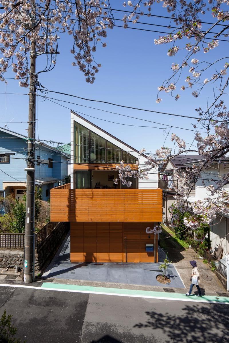 桜台の家 (外観4)