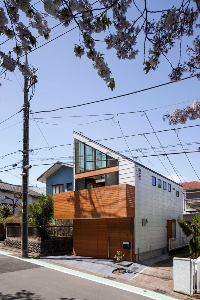 桜台の家 (外観9)