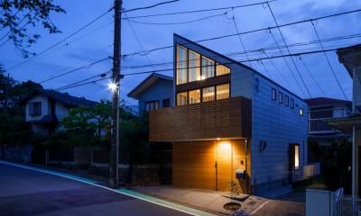 桜台の家 (外観10)