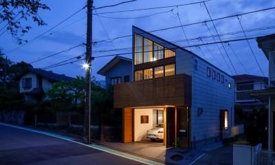 桜台の家 (外観11)