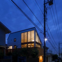 桜台の家 (外観13)