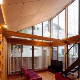 桜台の家 (内観6)
