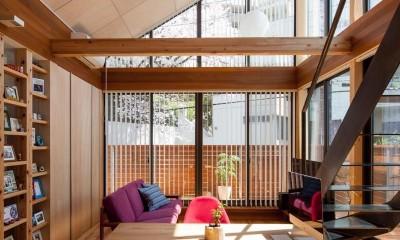 桜台の家 (内観8)