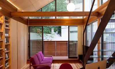 桜台の家 (内観9)