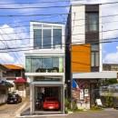 中村自邸+2つのアトリエの写真 外観1