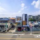 中村自邸+2つのアトリエの写真 外観6