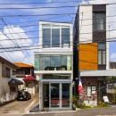 中村自邸+2つのアトリエの写真 外観7