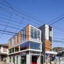 中村自邸+2つのアトリエの写真 外観9