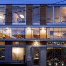 中村自邸+2つのアトリエの写真 外観11