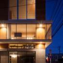 中村自邸+2つのアトリエの写真 外観13