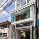 中村自邸+2つのアトリエの写真 外観17