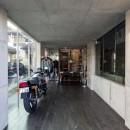 中村自邸+2つのアトリエの写真 内観1