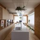 中村自邸+2つのアトリエの写真 内観10