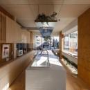 中村自邸+2つのアトリエの写真 内観11