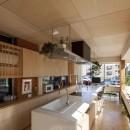 中村自邸+2つのアトリエの写真 内観15