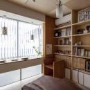 中村自邸+2つのアトリエの写真 内観19