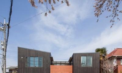 聖蹟桜ヶ丘の家