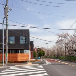 聖蹟桜ヶ丘の家 (外観6)
