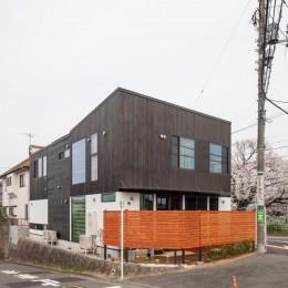 聖蹟桜ヶ丘の家 (外観7)