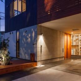 聖蹟桜ヶ丘の家 (外観8)