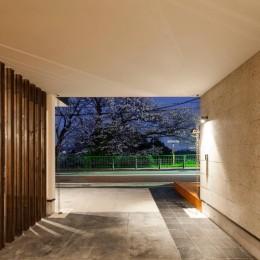 聖蹟桜ヶ丘の家 (内観2)
