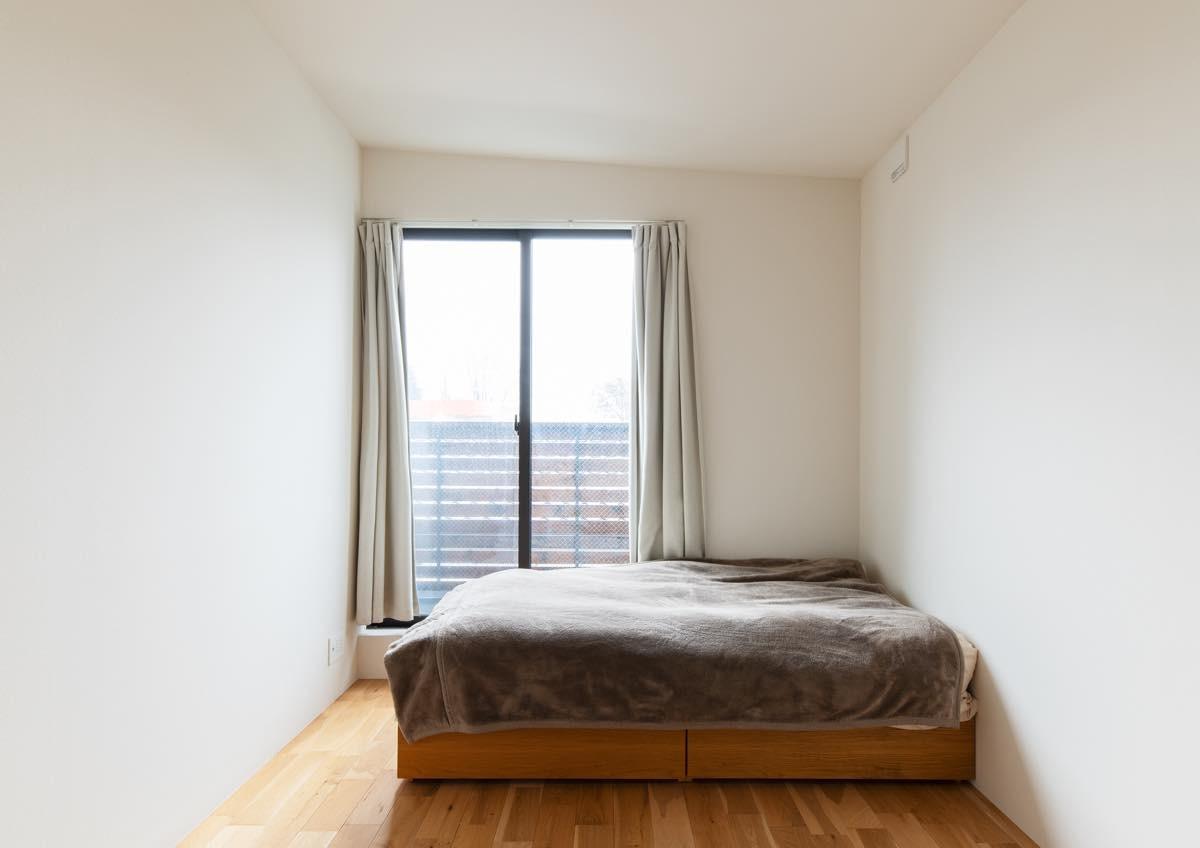 ベッドルーム事例:内観28(伊勢原の家)