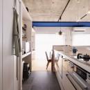 S様邸_自分たちらしい暮らし~Mia cara casa~の写真 キッチン
