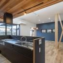 中島・滑津のリノベーションの写真 キッチン