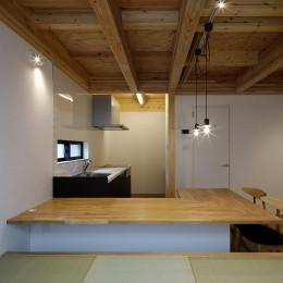 桜本町の家-LDK