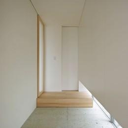 平尾の家-hirao (玄関)