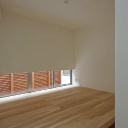 平尾の家-hirao (寝室)