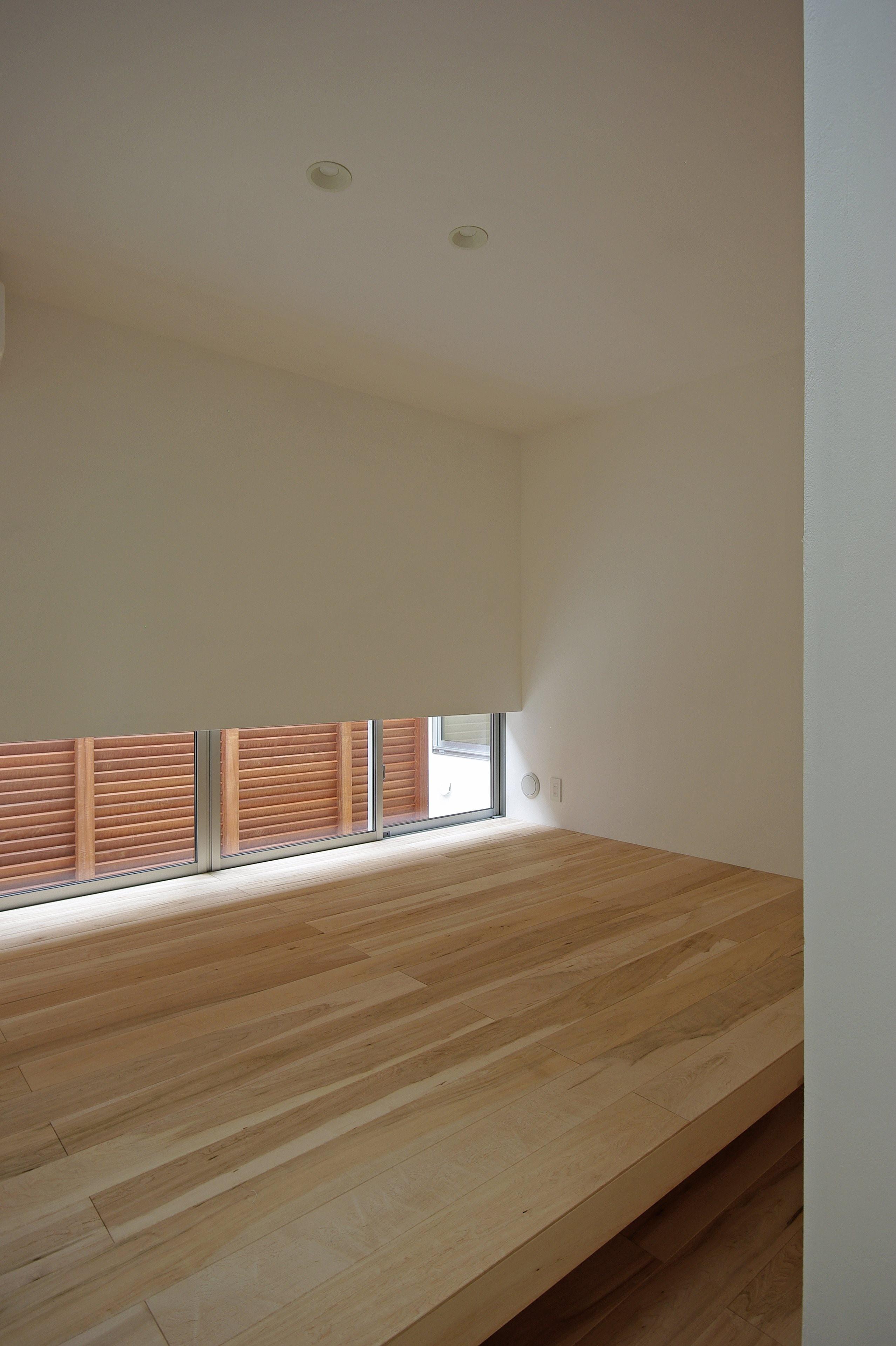 ベッドルーム事例:寝室(平尾の家-hirao)