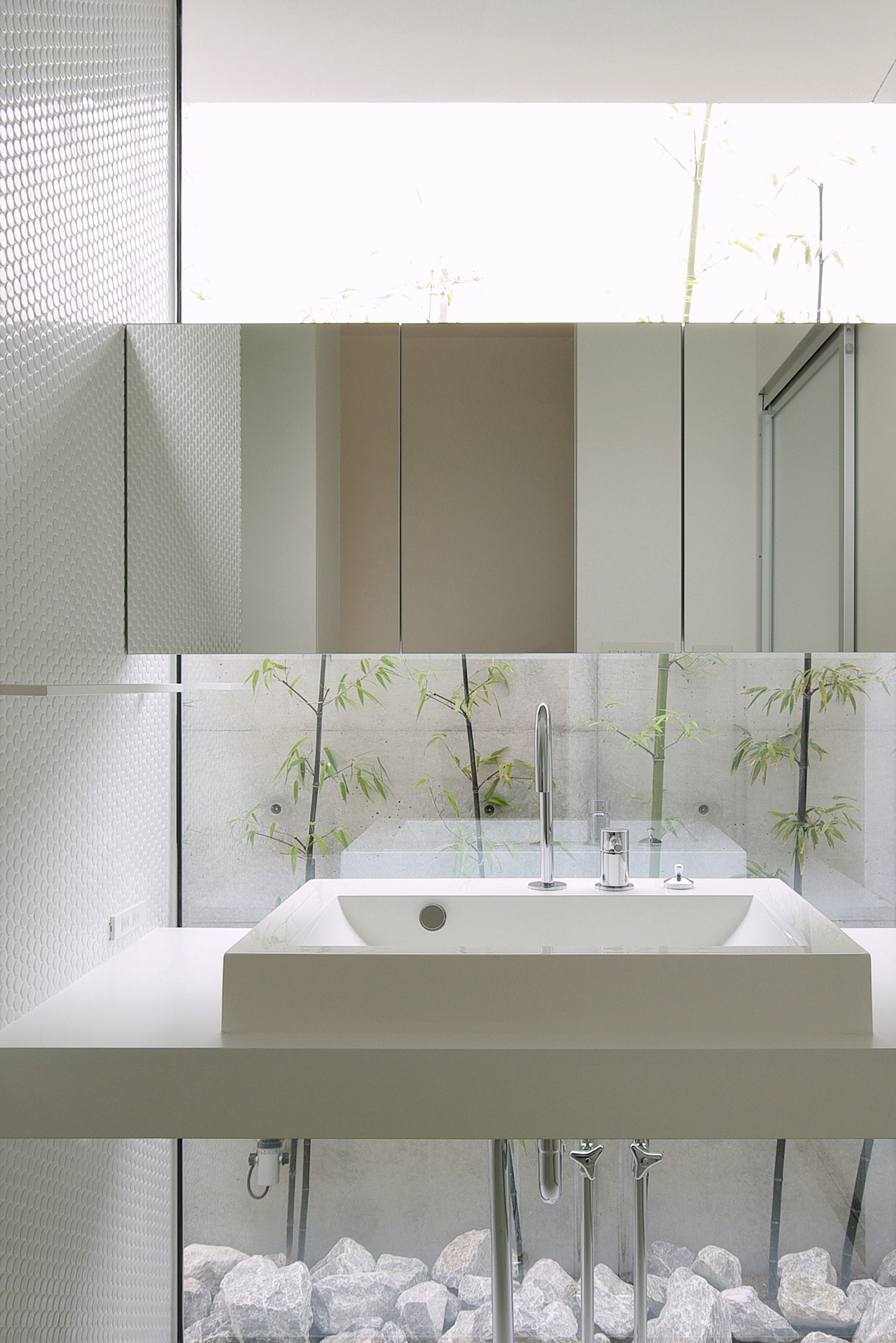 バス/トイレ事例:洗面脱衣室(平尾の家-hirao)