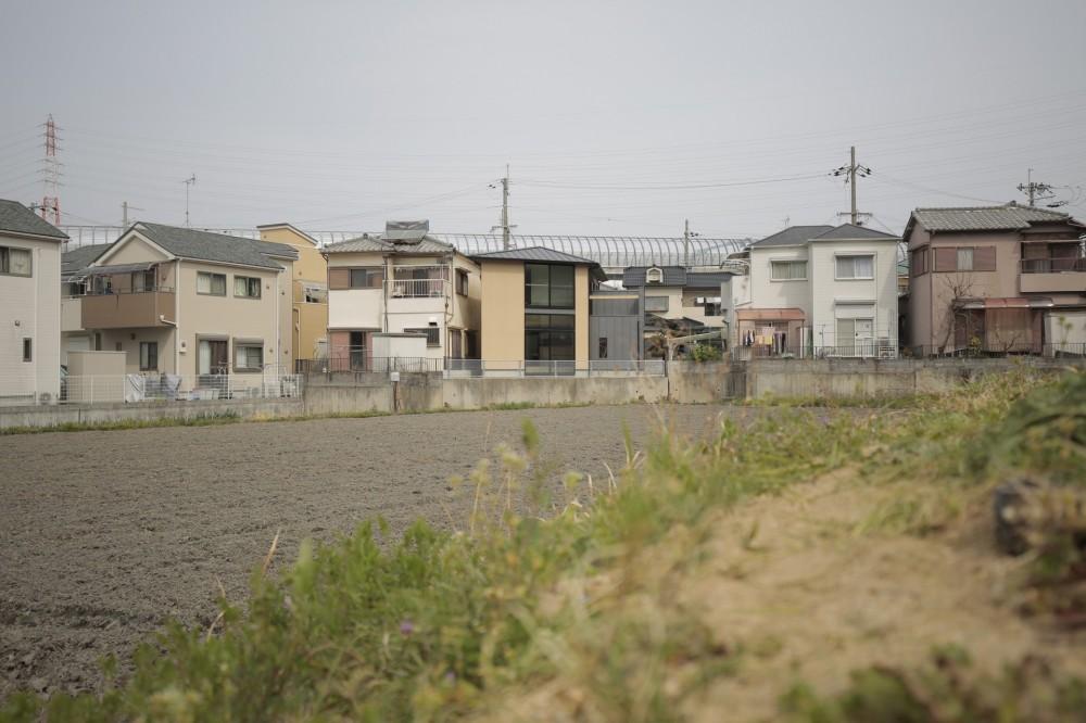 交野市の家 (外観)