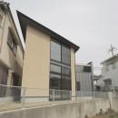 交野市の家の写真 外観