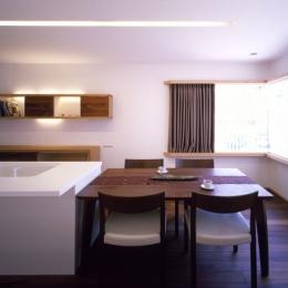 寛の家33 (ダイニングルーム)