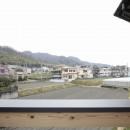交野市の家の写真 バルコニーからの眺め