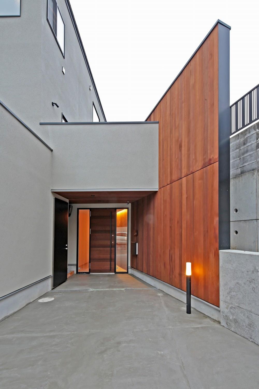 東松戸の家 (外観)