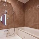 東松戸の家の写真 浴室