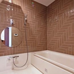 東松戸の家 (浴室)