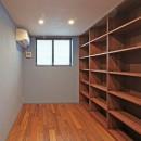 東松戸の家の写真 洋室