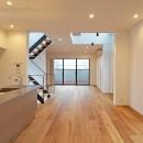 東松戸の家の写真 リビングダイニング