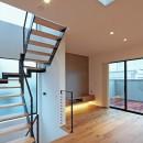 東松戸の家の写真 リビング
