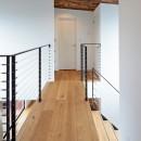 東松戸の家の写真 廊下
