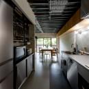 見知らぬ、天井の写真 キッチン