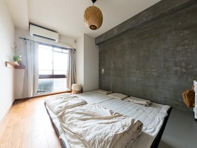 ベッドルーム (見知らぬ、天井)