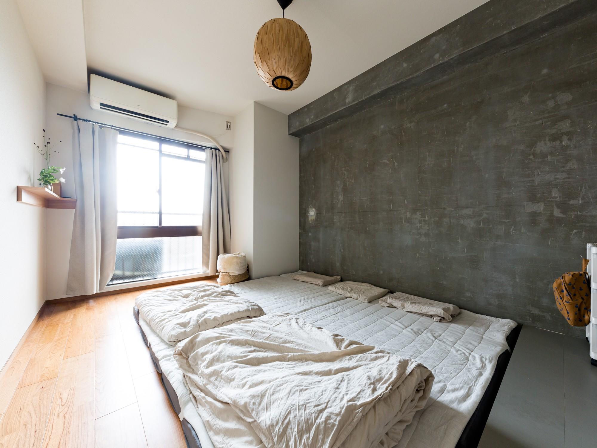 ベッドルーム事例:ベッドルーム(見知らぬ、天井)